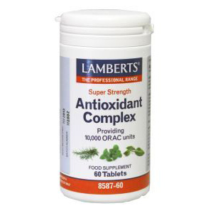 Lamberts Antioxidant-complex Super Strength