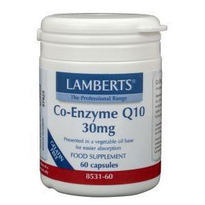 Lamberts Co Enzym Q10  30 mg.