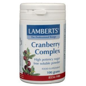 Lamberts Cranberry Complex  poeder