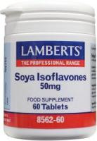 Lamberts Soja isoflavonen 50 mg