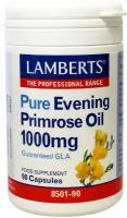 Lamberts Teunisbloem (primrose) 1000 mg.