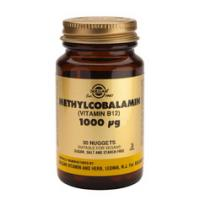 Solgar Methylcobalamin 1000 mcg.