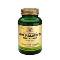 Solgar Saw Palmetto Berry Extract (Zaagpalm, Gestandaardiseerd - Full Potency)