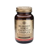 Solgar Billberry Horse Chestnut Complex