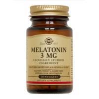 Solgar Melatonine 3 mg.