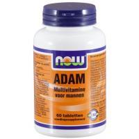 NOW ADAM Multivitamine voor mannen
