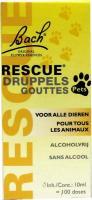 Bach Rescue pets voor dieren