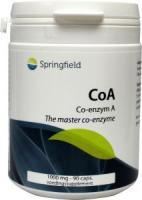 Springfield COA co-enzym A 1000 mg