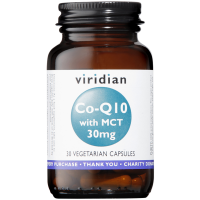 Viridian Co-enzyme Q10 30 mg met MCT