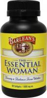 Barleans Essential woman - Vetzurenpreparaat