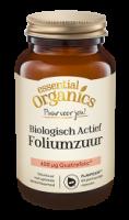 Essential Organics PlantCaps Biologisch Actief Foliumzuur