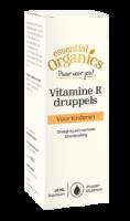 Essential Organics PlantCaps Vitamine K druppels