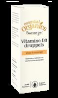 Essential Organics PlantCaps Vitamine D3 druppels