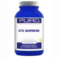 Puro D75 Supreme