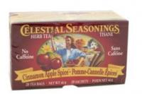 Celestial Seasonings Cinnamon apple spice herb
