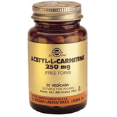 Solgar Acetyl-L-Carnitine vegetable capsules
