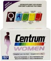 Centrum Women multivitaminen en mineralen