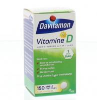 Davitamon D kind smelttablet