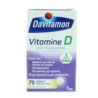 Davitamon D volwassen smelttablet