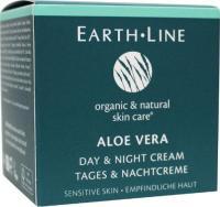 Earth-Line Aloe vera dag/nachtcreme