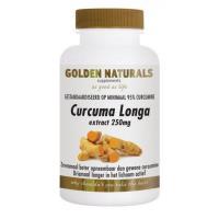Golden Naturals Curcuma longa piperine
