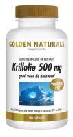 Golden Naturals Krillolie Omega 3