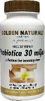 Golden Naturals Probiotica 30 miljard one a day