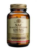 Solgar NAC 600 mg vegetable capsules