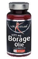 Lucovitaal Borage olie GLA 300 mg