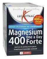 Lucovitaal Magnesium 400 forte