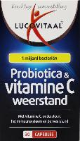 Lucovitaal Probiotica vitamine C