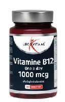 Lucovitaal Vitamine B12 100 mcg