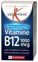 Lucovitaal Vitamine B12 1000 mcg.