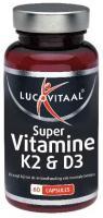 Lucovitaal Vitamine K+D & visolie