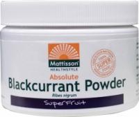 Mattisson Healthcare Absolute blackcurrant powder