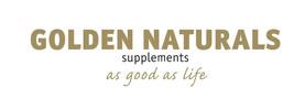 20% korting op alle producten van Golden Naturals